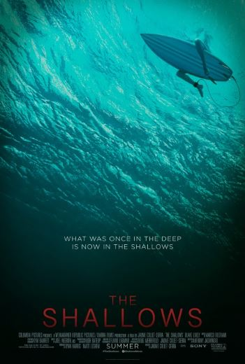 Film 183 metry strachu  The Shallows 2016