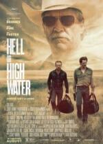 Film kryminalny Aż do piekła Hell or High Water (2016)