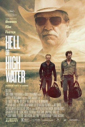 Film kryminalny Hell or High Water (2016)