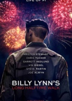 Film wojenny Billy Lynn's Long Halftime Walk (2016)