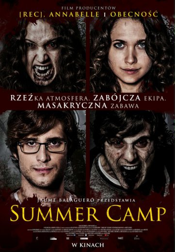 Horror Summer Camp (2016)