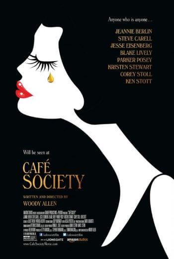 Komedia Café Society (2016) Woody Allen