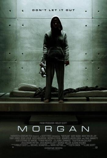 Thriller Morgan 2016 Kate Mara