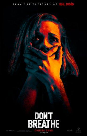 Thriller Nie oddychaj | Don't Breathe (2016)