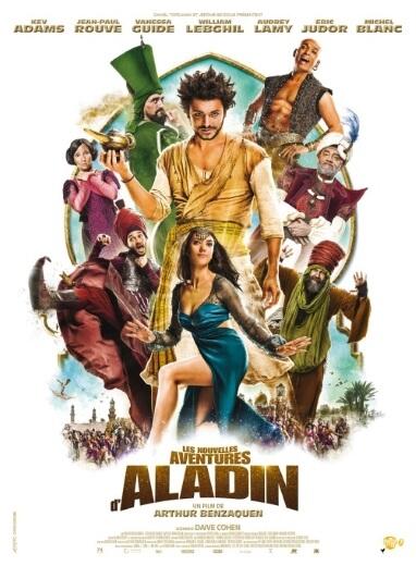 film dla dzieci Nowe przygody Aladyna 2016
