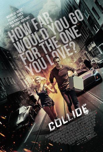 Film akcji Collide 2016