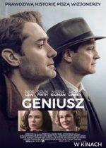 Film biograficzny GENIUSZ 2016