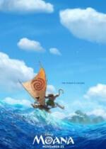Film dla dzieci Vaiana Skarb oceanu 2016
