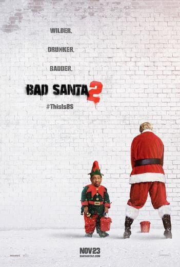 Komedia Bad Santa 2 2017