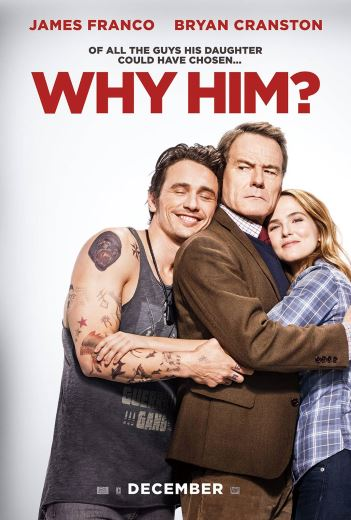 Komedia Dlaczego ON Why Him 2016