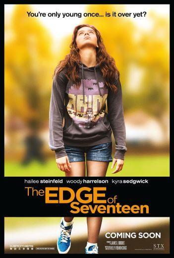 Komedia The Edge of Seventeen 2016