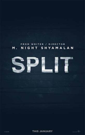 Thriller Split (2016) James McAvoy