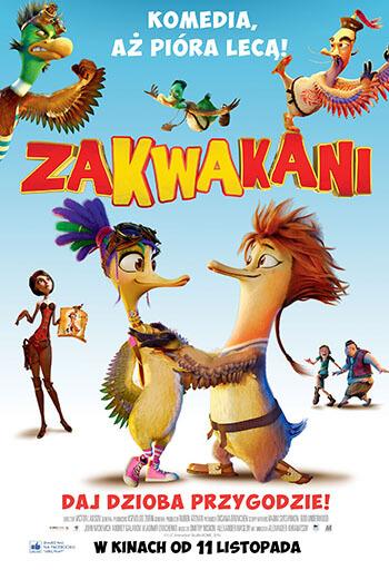Bajka dla dzieci Zakwakani 2016