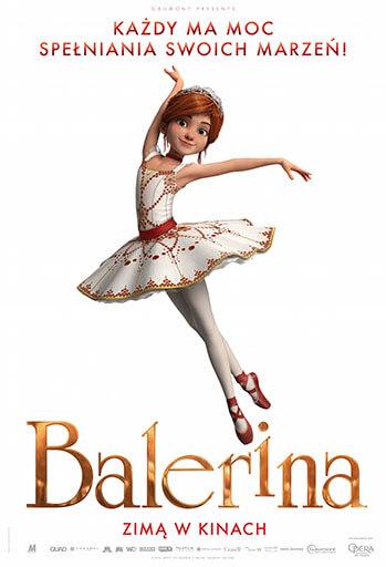Bajka dla dzieci Balerina 2017