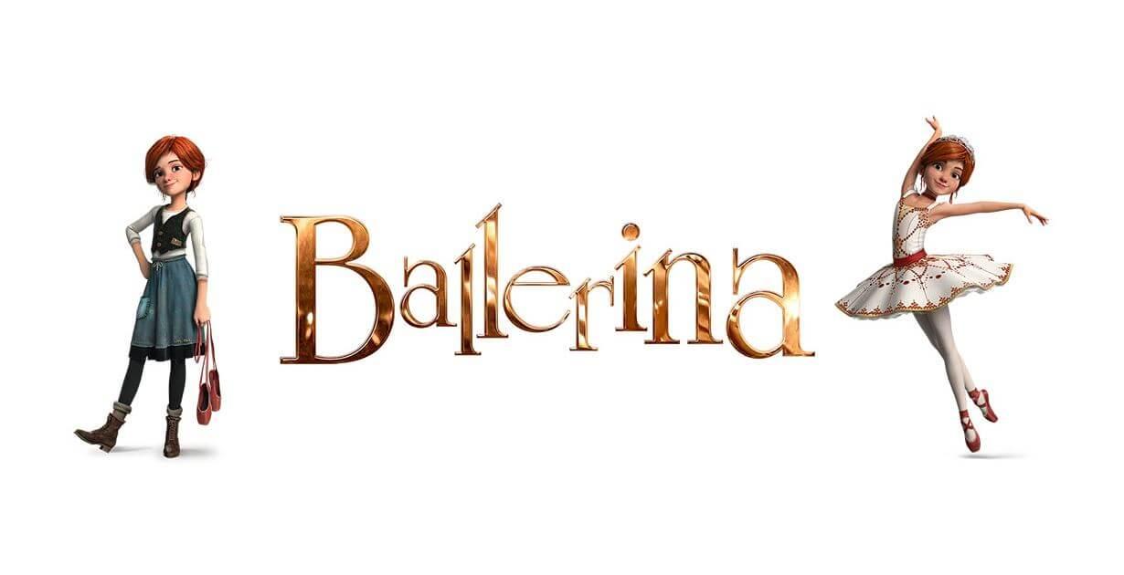 Bajka dla dzieci Balerina (2017) | Nowe zwiastuny filmowe