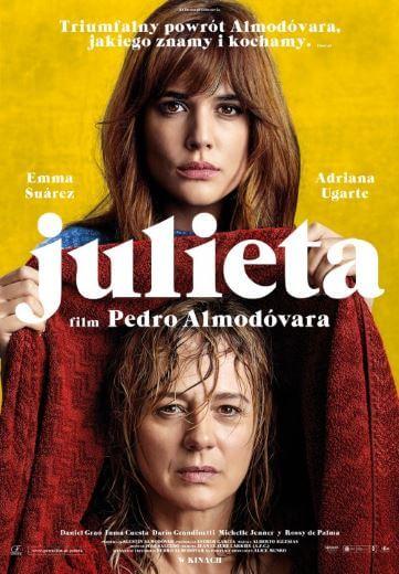Dramat Hiszpański Julieta 2016 film