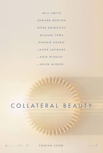 Film Ukryte piękno Collateral beauty Will Smith 2016