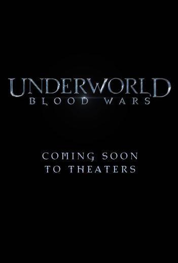 Film akcji 2016 Underworld Wojny Krwi