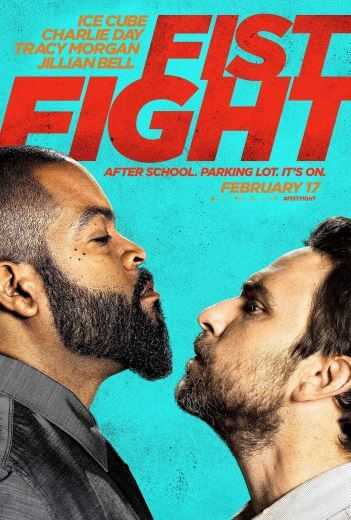 Komedia Ustawka Fist Fight 2017 Ice Cube