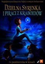 Bajka Dzielna syrenka i Piraci z Kraboidów 2016