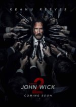 Film akcji John Wick Chapter Two 2017