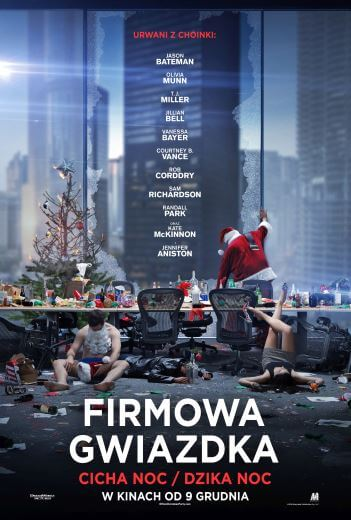 Komedia świąteczna Firmowa Gwiazdka 2016