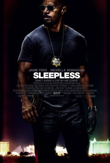 Film kryminalny Sleepless 2017 Jamie Foxx