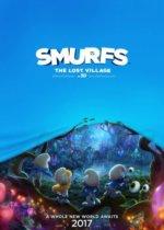 Bajka dla dzieci Smurfs The Lost Village 2017 3D
