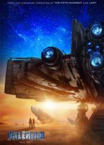 Film sci-fi 3D Valerian i miasto tysiąca planet 2017