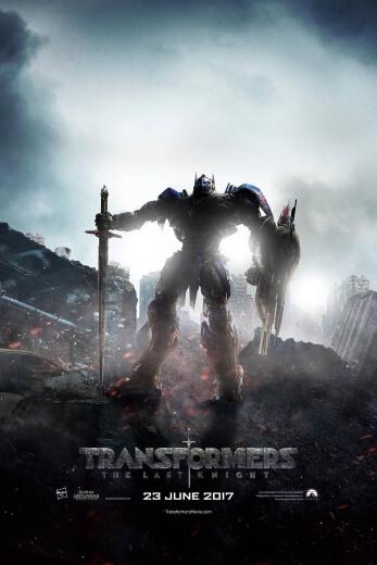 Film Transformers 5 The Last Knight 2017