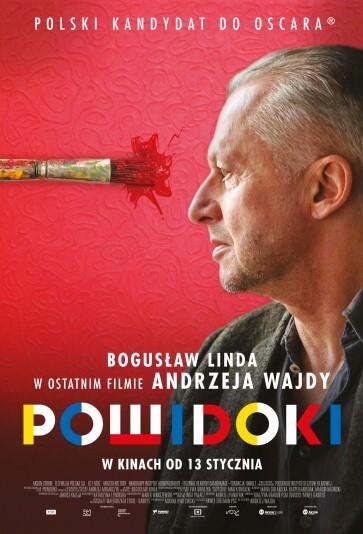 Film polski Powidoki Andrzej Wajda 2016