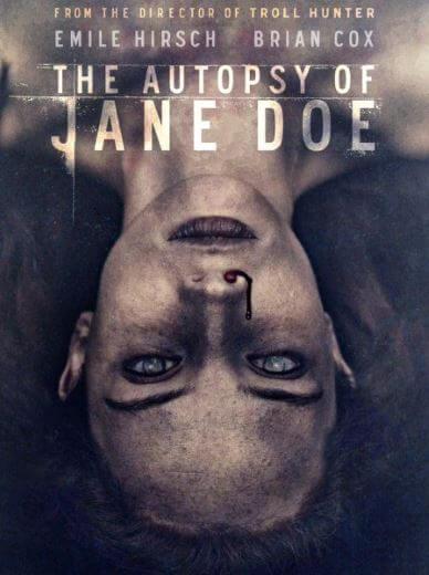 Horror Autopsja Jane Doe 2017