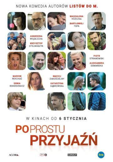 Polska komedia Po prostu przyjaźń 2017