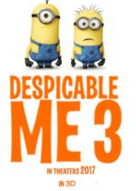 Bajka dla dzieci Despicable Me 3 2017 3D