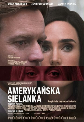 Film Amerykańska sielanka 2017 Ewan McGregor