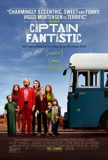 Film Captain Fantastic 2017