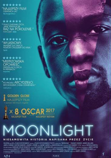 Film Moonlight nominowany do Oscara 2017