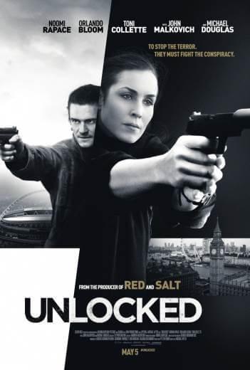 Film akcji Tożsamość zdrajcy Unlocked 2017