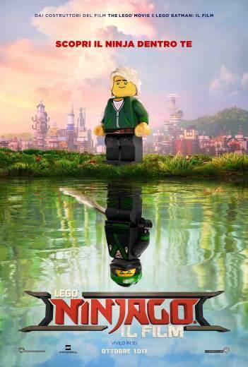 Film dla dzieci The Lego Ninjago 2017