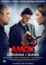 Polski film kryminalny Amok 2017