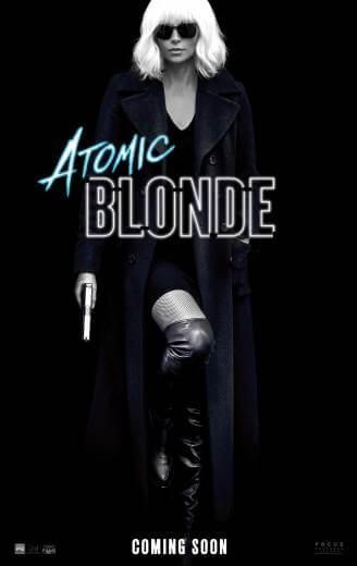 Film akcji Atomic Blonde 2017