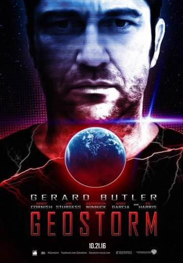 Film katastroficzny Geostorm 2017