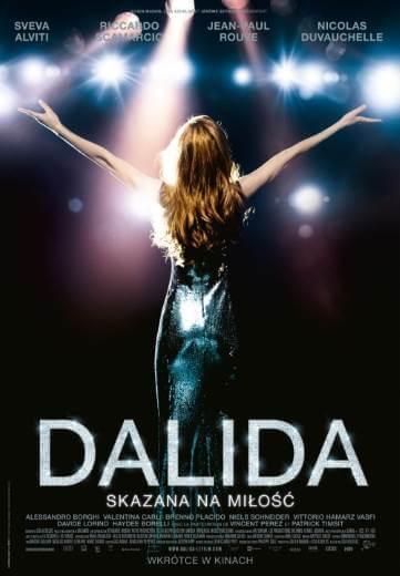 Francuski film muzyczny Dalida. Skazana na miłość 2017