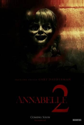 Horror Annabelle Narodziny zła 2017