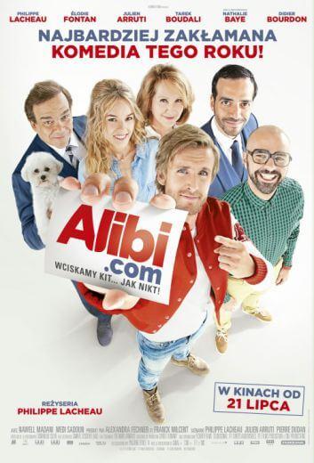 Komedia francuska Alibi com 2017