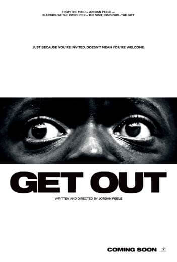 Horro Uciekaj Get Out 2017