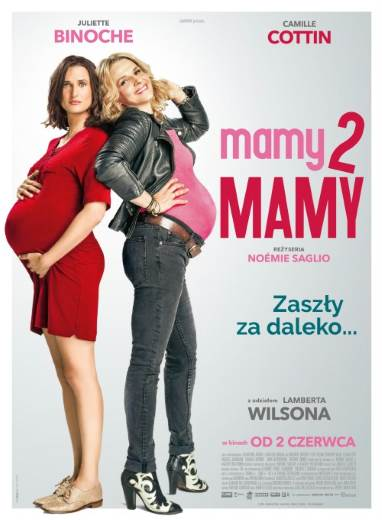 Komedia francuska MAMY2MAMY 2017