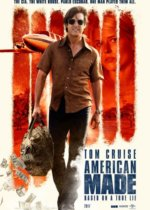 Film akcji Barry Seal Król przemytu American Made 2017 Tom Cruise