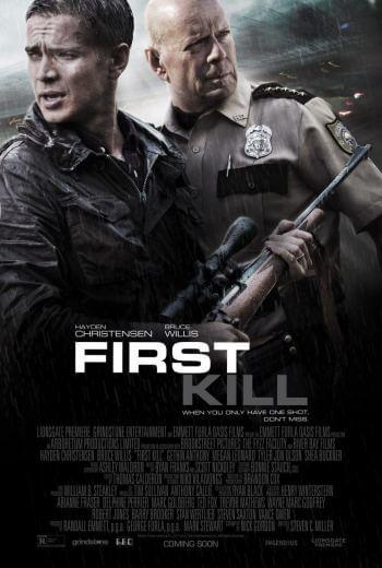 Thriller First Kill 2017 Bruce Willis
