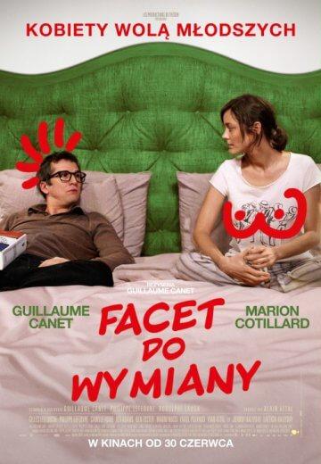 Komedia francuska Facet do wymiany 2017